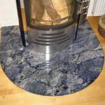 nachträgl. Granitplatte